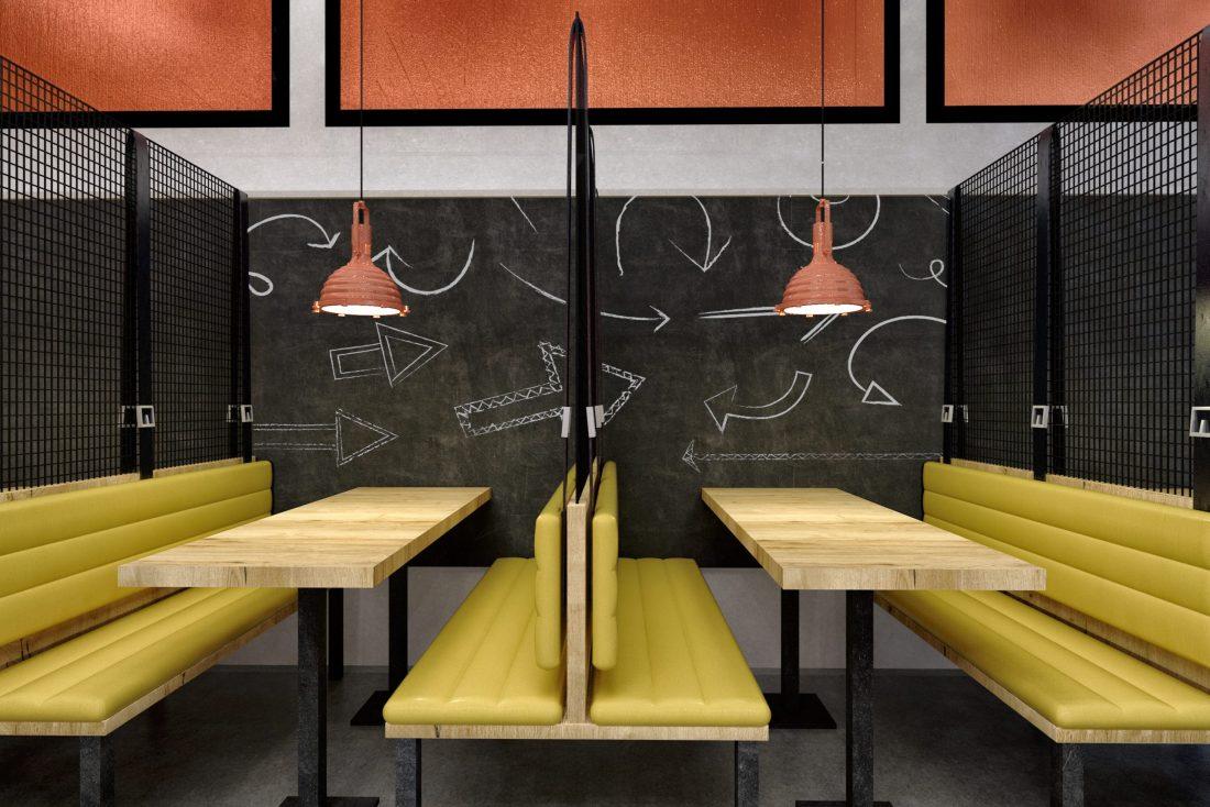 Cafe Smyrna   JL   Interior Design   Innenarchitektur